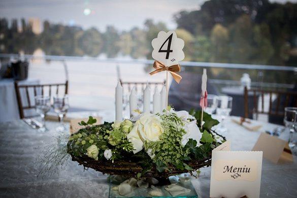 flori nunta