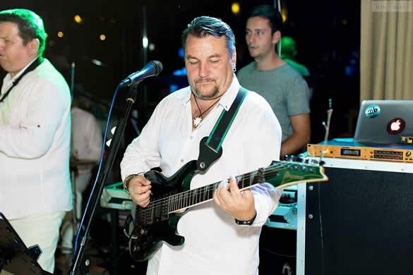 Iulian Cojocaru solist nunta