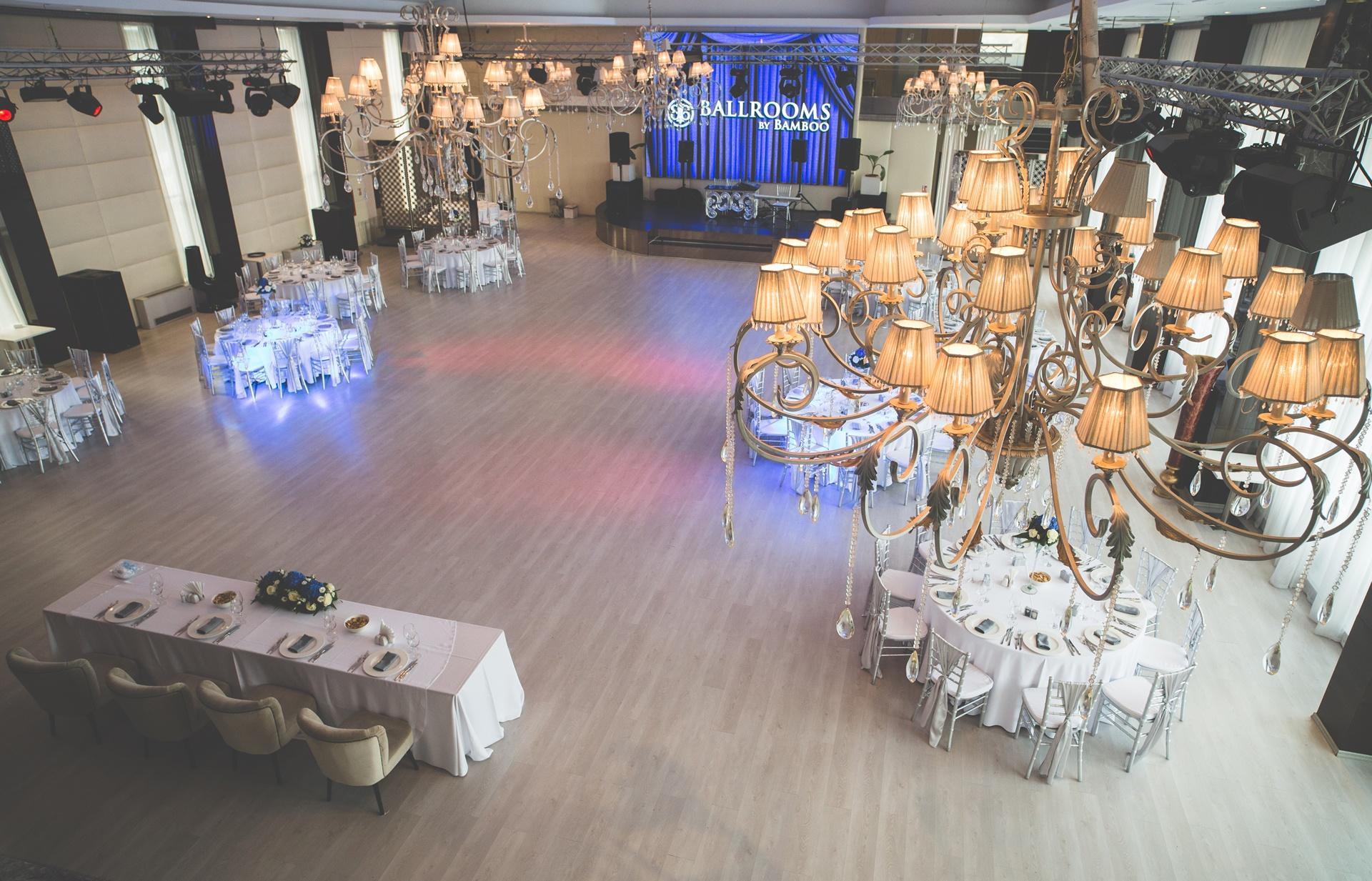 locatie nunta bucuresti, ballrooms by bamboo